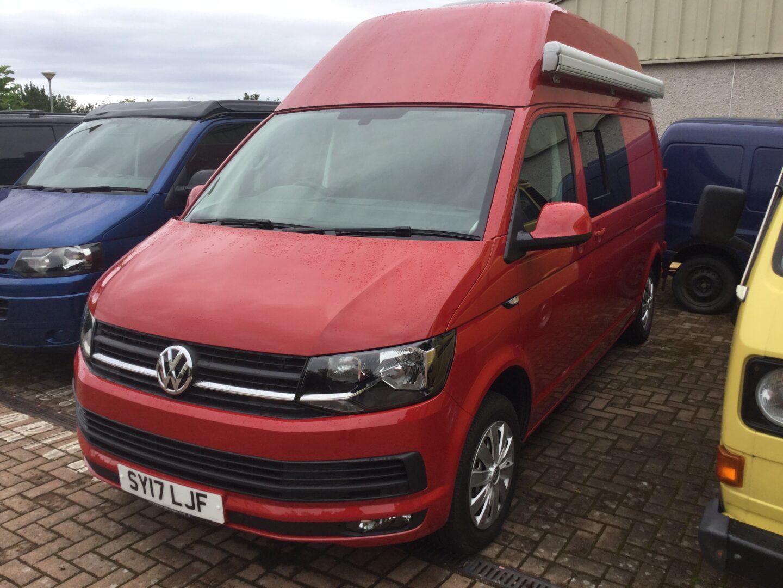 Inverness Campervans – Specialists in Volkswagen Transporter